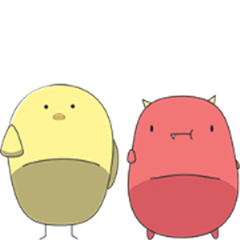Lil bro Chicken x Lil oni Kufu