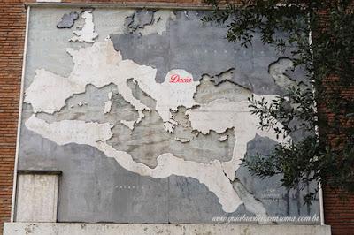 conquista traiana dacia guia brasileira - Fórum de Trajano
