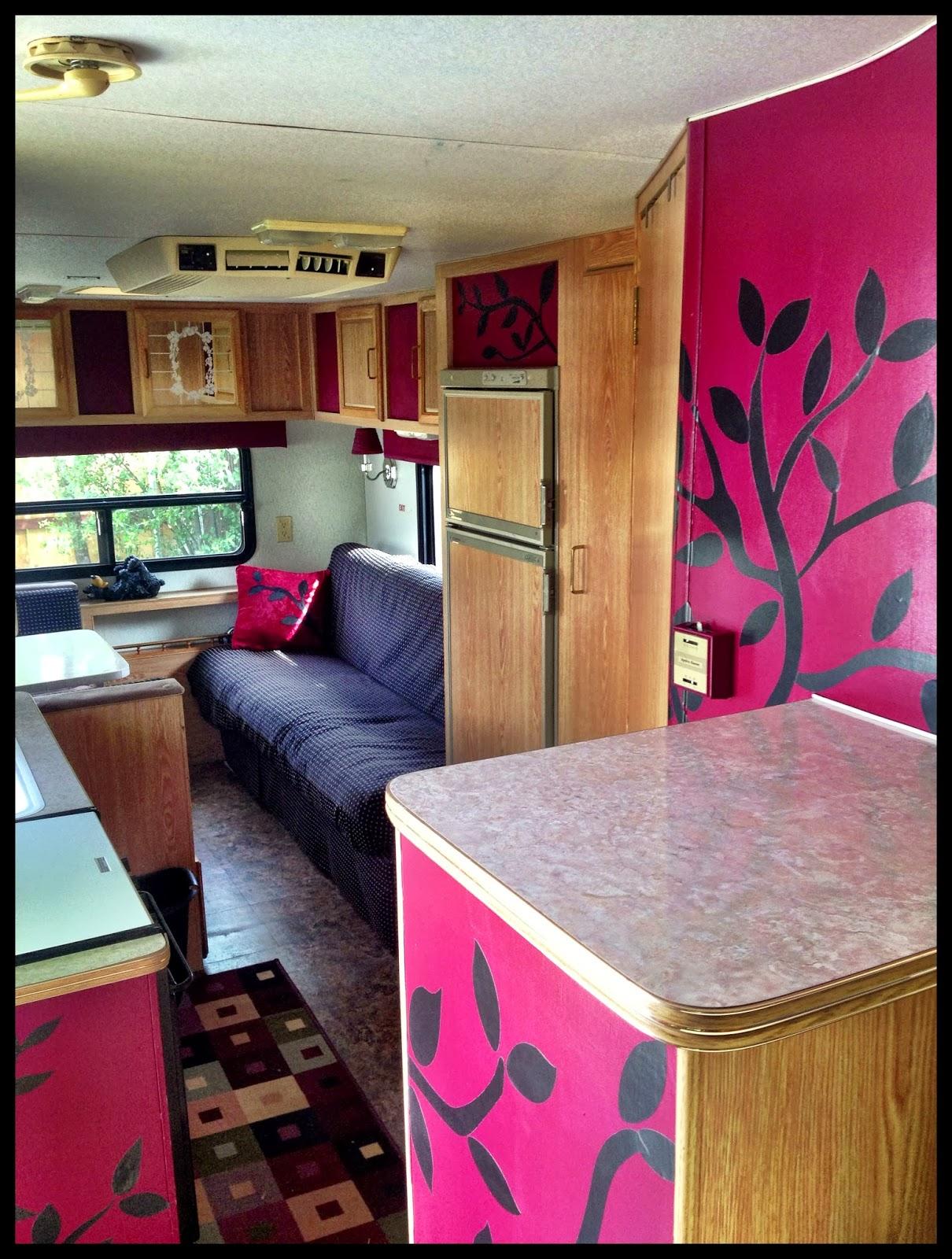Designs By Jeannine: Camping & RV on Small:xmqi70Klvwi= Kitchen Renovation Ideas  id=29691