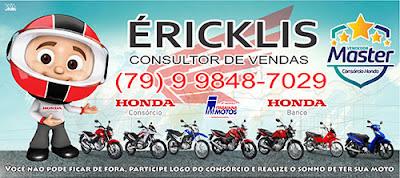 Éricklis Consultor Honda
