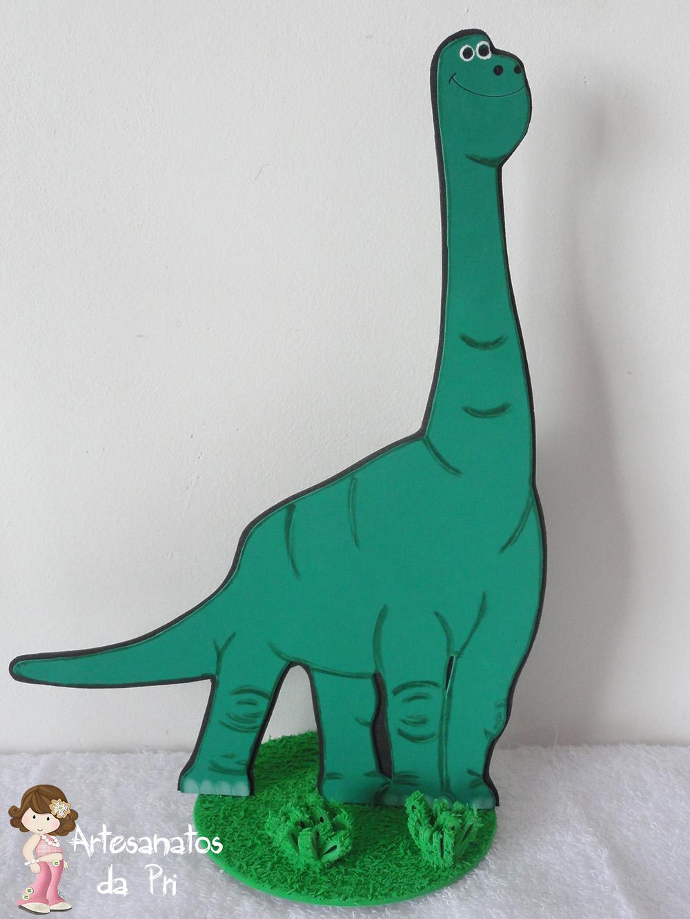 Artesanatos Da Pri O Bom Dinossauro Em E V A