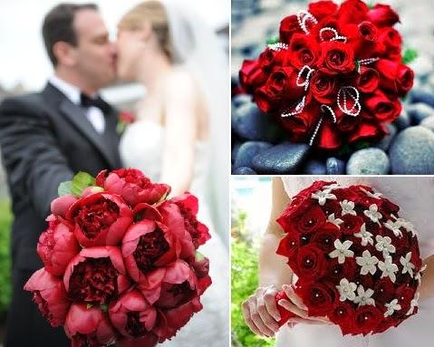 Red Wedding Flowers Ideas Wedding Ideas