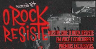 Cadastrar Promoção TNT Energy Drink 2017 O Rock Resiste