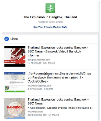 facebook safety check glitch caused fake explosion