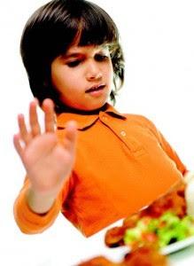 combatir falta de apetito en niños