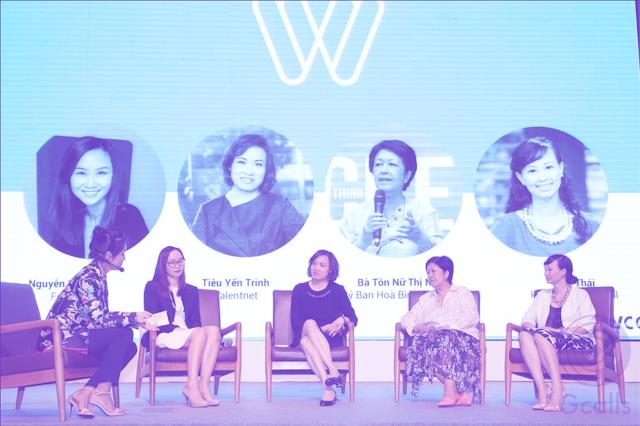 Dự án Womemwill đề cao tinh thần, vị trí và vai trò của phụ nữ trong công nghiệp 4.0