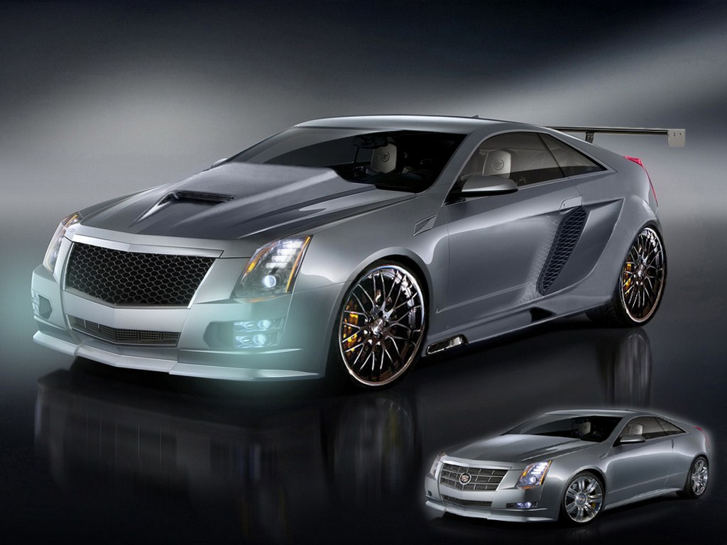 Cadillac Cts Coupe Wallpaper X