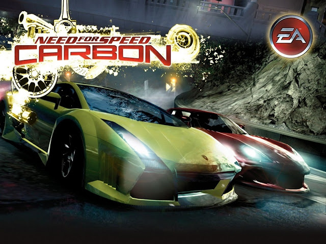 Need for Speed Carbon Free Download Poster