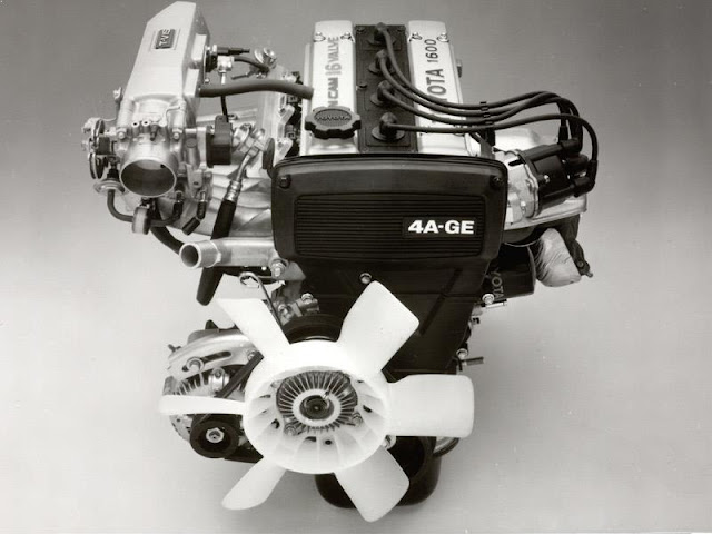 4age toyota engine