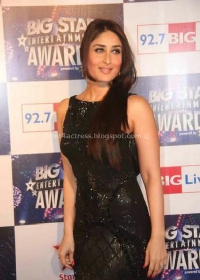 Kareena Kapoor at Big Awards