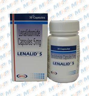 Lenalid 5mg Capsule |