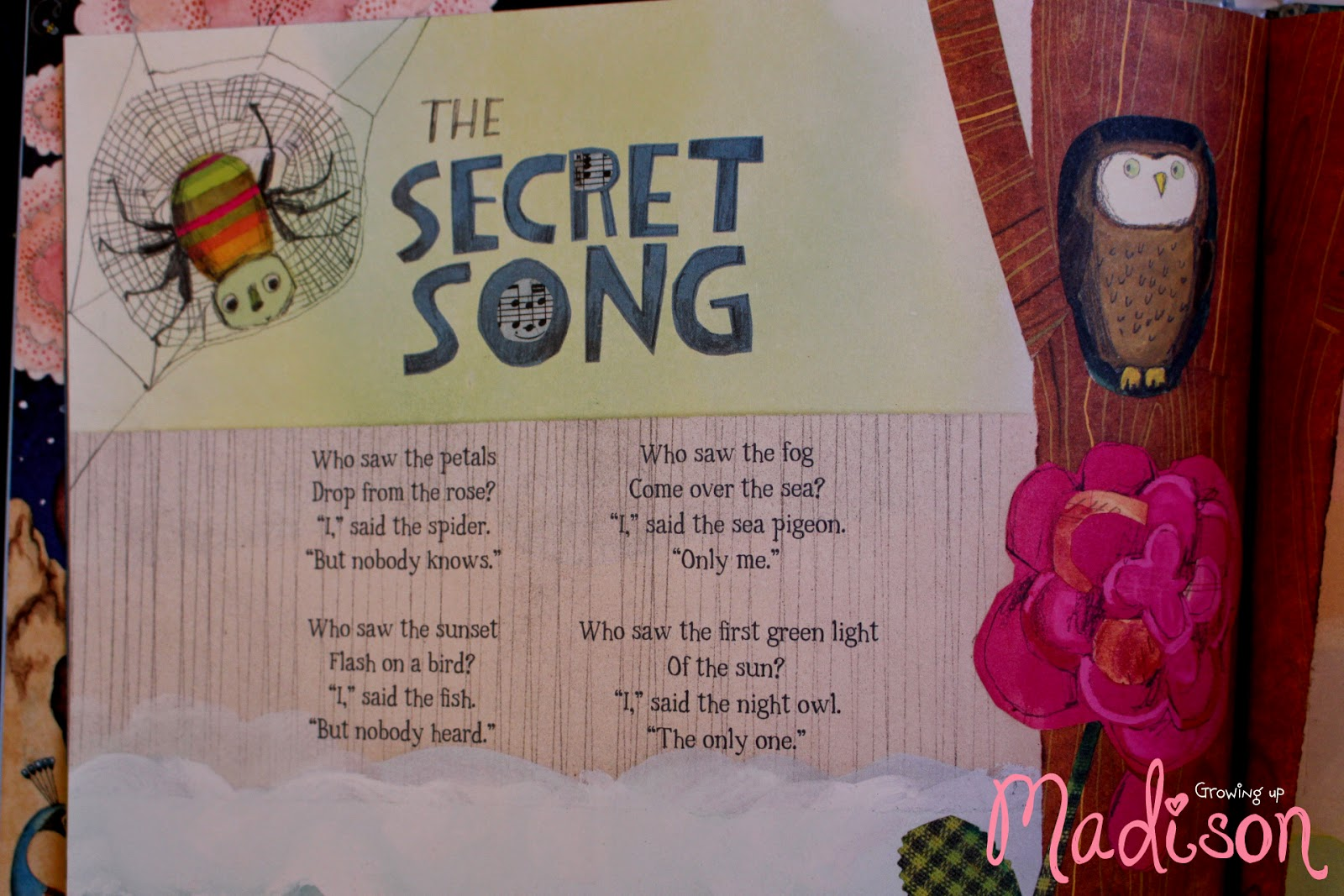 Goodnight Songs by Margaret Wise Brown | AnnMarie John LLC | A Travel and  Lifestyle Blog