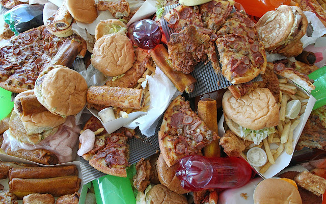 Comfort Food Addiction