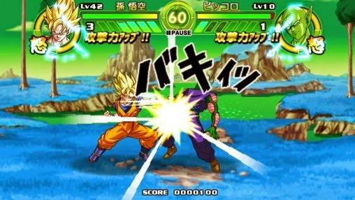 Hình ảnh đánh nhau trong game dragon ball