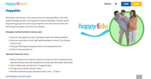 asuransi pendidikan, jaminan pendidikan anak
