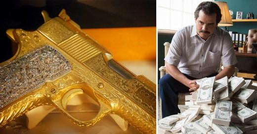 A donde van a para las Narco fortunas ¡Miren esto es lo que hacen con las fortunas!