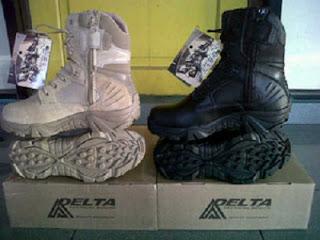 Sepatu Delta Force 8 inch murah