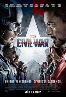 Capitán América 3: Guerra Civil