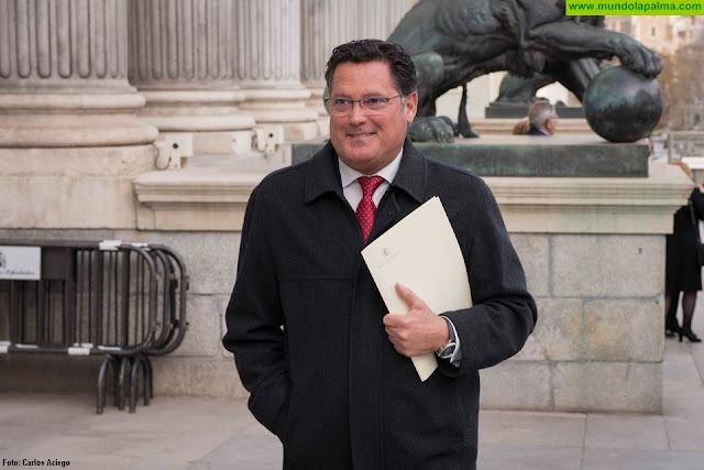 Ernesto Aguiar será el número dos del PP al Congreso de los Diputados