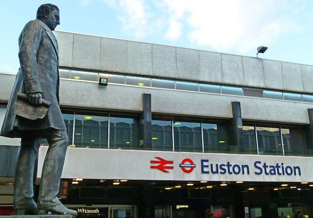 Estação London Euston