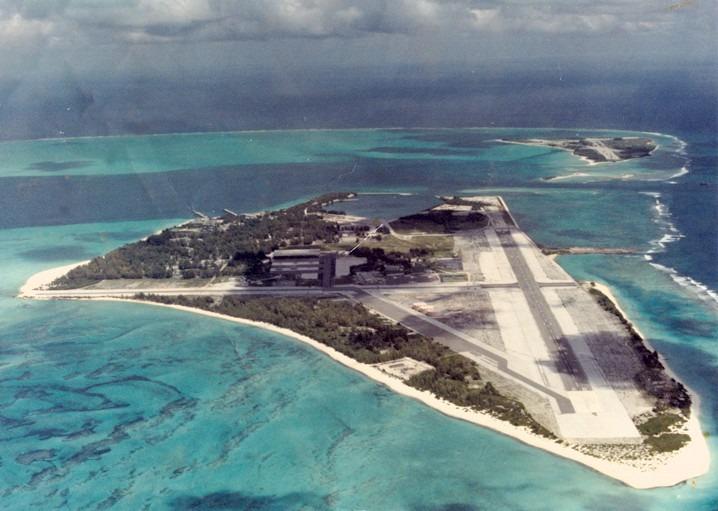 Ilhas Midway | Mapas das Ilhas Midway | Estados Unidos da América