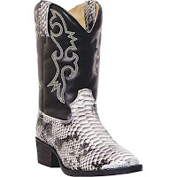 Cowboy Clothes Snakeskin Boot