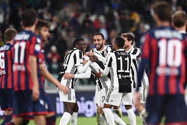 แทงบอลออนไลน์ บาคาร่า ผลการแข่งขัน Juventus Vs Crotone