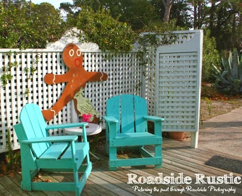 tybee Island Christmas Holiday cottage tour