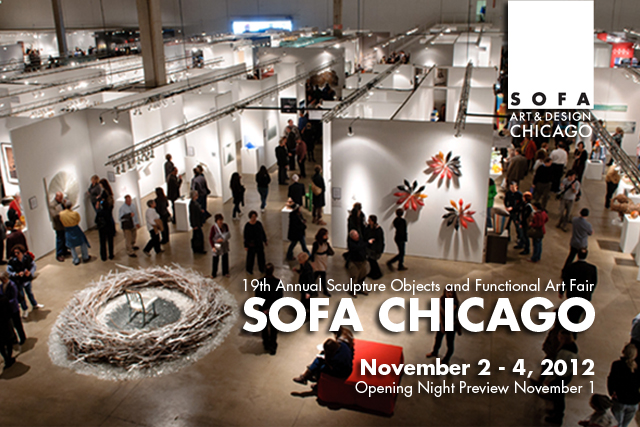 S O F A Chicago Art Fair 2017 Features Studio Gl
