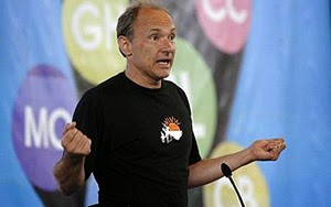 Tim Berners-Lee white hat hacker