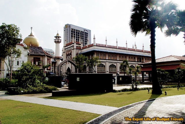 bowdywanders.com Singapore Travel Blog Philippines Photo :: Singapore ::  Malay Heritage Center – Istana Kampong Gelam