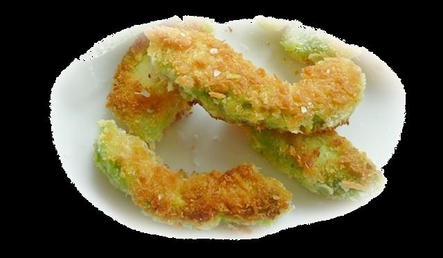 avocado-fritters