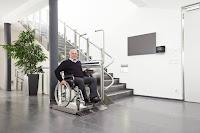 Platforma schodowa dla niepełnosprawnych model Ascendor PLK8