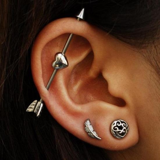 Best Ear Piercing Ideas For Girls