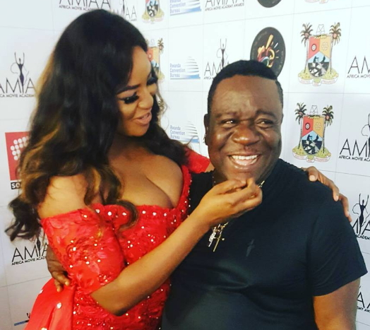 funke adesiyan seductive mr ibu