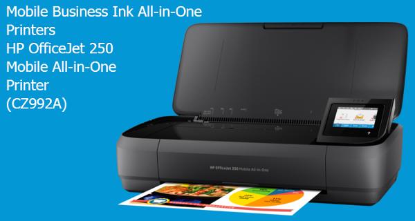 Download HP OfficeJet 250 Mobile Driver Printer
