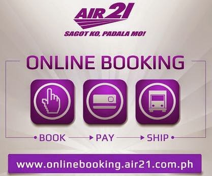 AIR21 Launched Online Booking Website