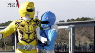 Doubutsu Sentai Zyuohger Episode 04 Subtitle Indonesia