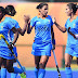 Indian Jr. Women's Hockey Team wins Cantor Fitzgerald U21