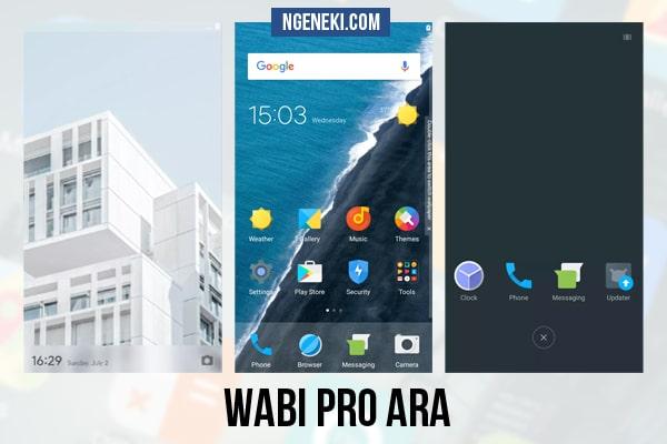 Wabi Pro Ara