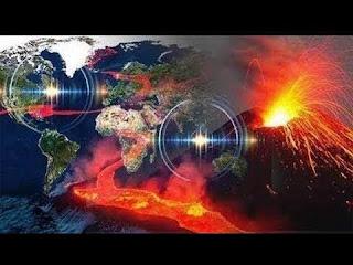 En las últimas horas los volcanes siguen despertando.