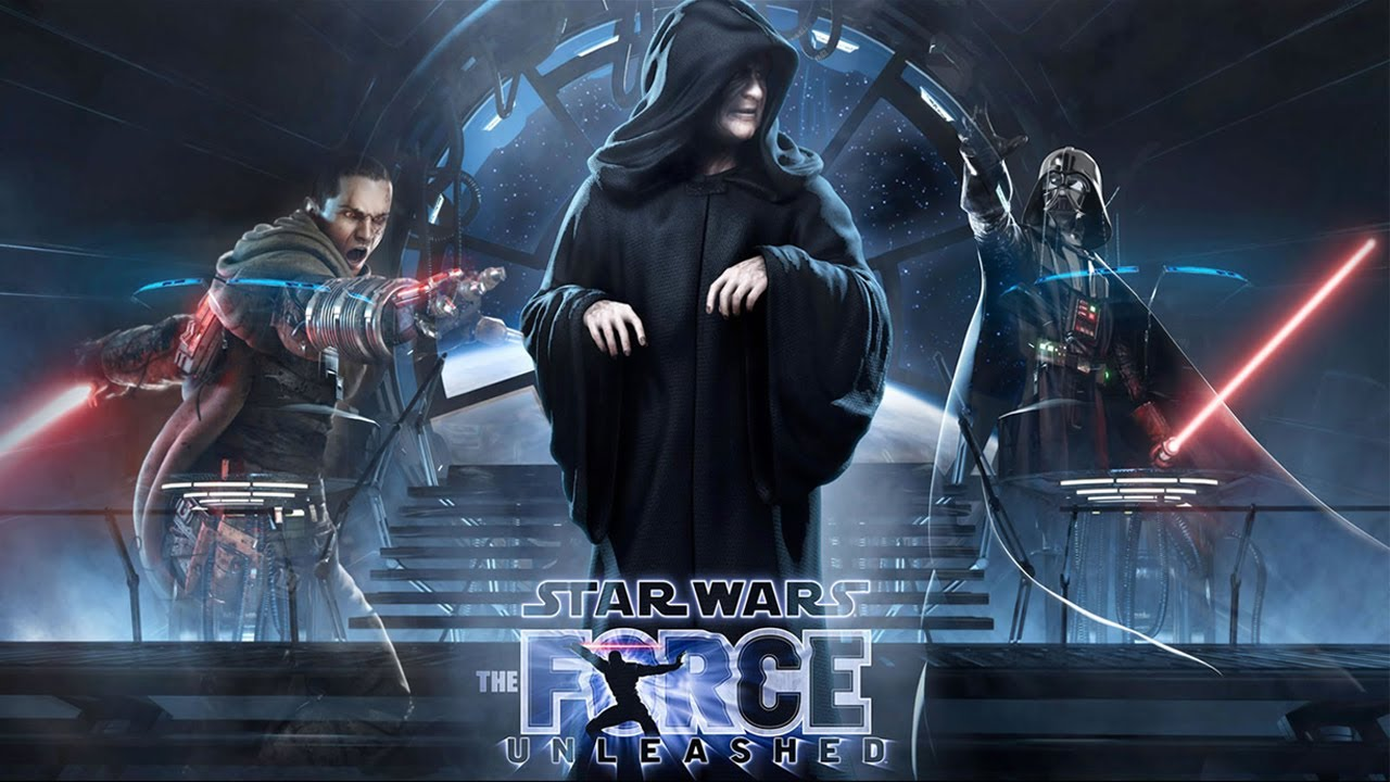 Star Wars: The Force Unleashed - PSP - YouTube