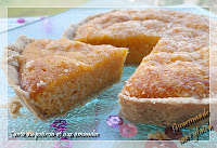 Tarte sucrée au potiron et aux amandes sans gluten