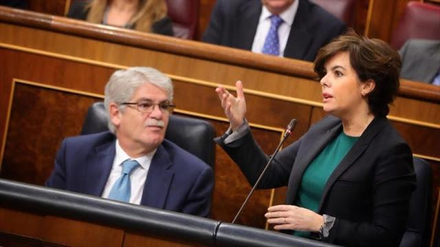 España rechaza el derecho de autodeterminación del País Vasco