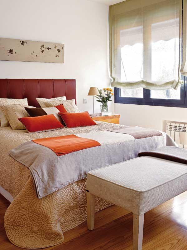 20 quartos de casal decorados decora o e ideias - Decoracion de dormitorio principal ...
