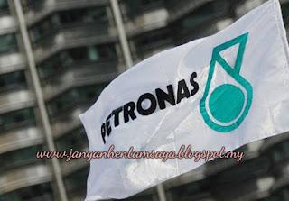 1000 pekerja Petronas di buang kerja