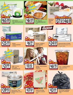 A-1 Cash and Carry Flyer August 1 - 31, 2017