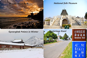 Paket Tour Winter Jeju - Busan 8D7N
