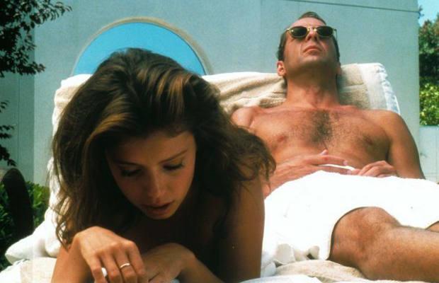 Bruce willis shirtless   COLOR OF NIGHT, Bruce Willis