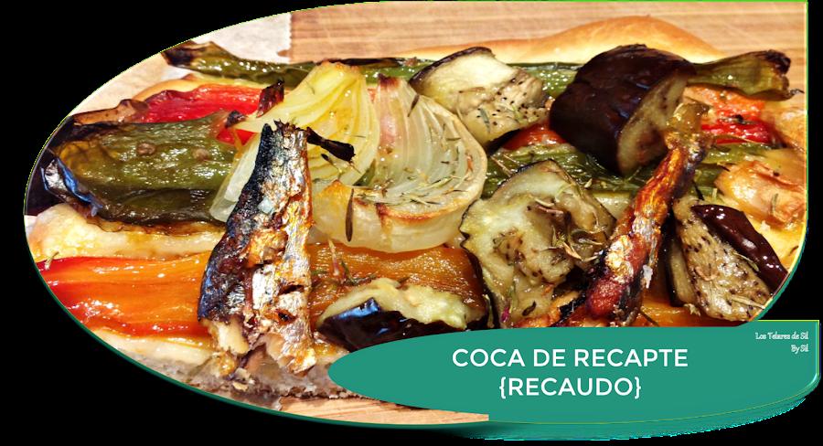COCA DE RECAPTE {RECAUDO}